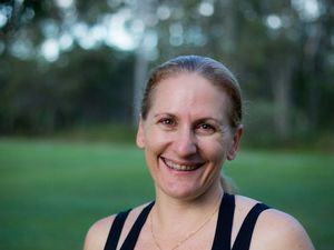 FEEL GOOD: Trudy Vains from Yoga with Trudy reminds us to practice self love. Photo/Supplied.