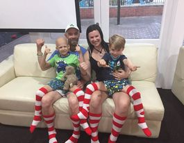 Rock your socks off for McHappyDay