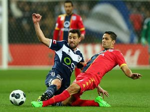 Socceroo Valeri ready to take lead at Victory