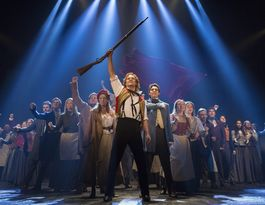 Les Mis exhibition opens ahead of musical's Brisbane season