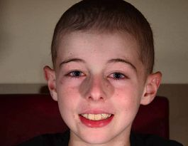 Despite uphill cancer battle Kai will walk for awareness