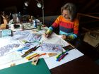 How colouring-in heals the psychological scars of trauma