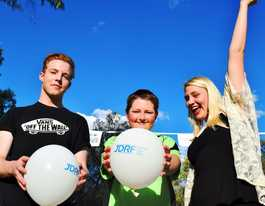 Roma to walk for cure of Type 1 Diabetes