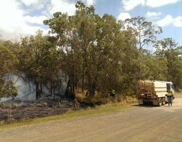 BREAKING: Kinkuna fire believed to have jumped Goodwood Rd