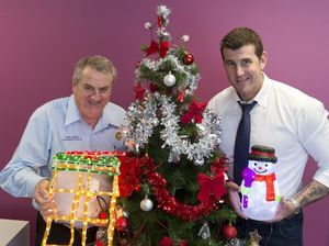 Decorated military hero to open Christmas lights