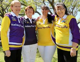 Lockyer Relay for Life committee needed to continue fight