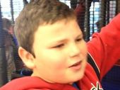 AFTER three days of looking, a body believed to be 10-year-old Alex Fisher's was found just a few hundred metres from where he was last seen.