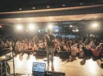 Michael Franti performs live onstage