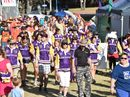 Over a thousand people participated at this years Hervey Bay Relay for Life held at the Seafront Oval.