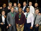 THE Ipswich Jets swapped the footy shorts for the formal wear as they topped off a near perfect 2015 season.