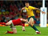 AUSTRALIA emerged victorious from the Pool of Death to earn a quarter-final clash with Scotland and banishing Wales to a showdown with South Africa.