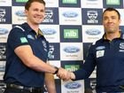 Geelong has set the early pace in the AFL trade period, completing the deal to get superstar Patrick Dangerfield to the club.