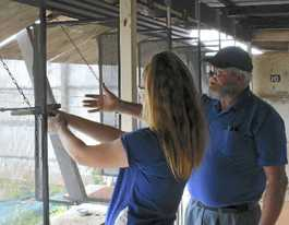 Pistol club aims for victory with new training facility