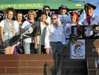 South Burnett Pirates sail on high seas of Relay for Life