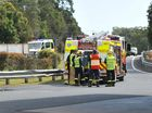 Fatal accident on Pacific Hwy at Boambee