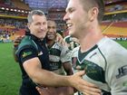 AS THE fanfare dies down and the jubilation of the Ipswich Jets' dual final triumphs fades, the size of the legacy is yet to become apparent.
