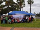 THE Dalby Wellbeing day turned out to be quite a success with many local businesses showing their support.