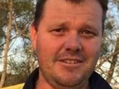 The 32-year-old has not been since since 3pm on October 11, when he was spotted on Goldhill Rd at Greens Creek.