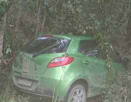 Is this the stolen car that lead police on Grafton pursuit?