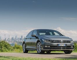 New Volkswagen Passat launched