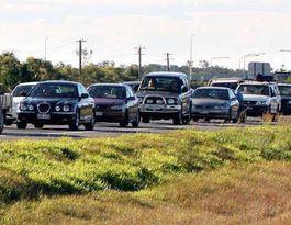 Funding bid to combat congestion on major roads