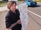 EARLIER this week the Sunshine Coast Daily ran a touching story about a jobless man and his desperate pleas for work.
