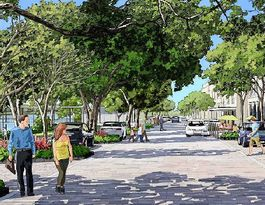 Mayor stays rock solid on granite road