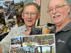 Nambour Print Centre owners Peter and Jeannie Rosendale filled their camera with priceless memories as they ventured to the world's largest air show.