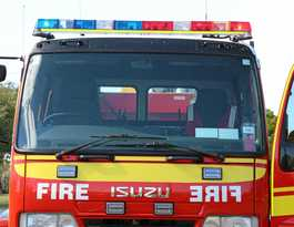 Fire extinguished near Warwick abattoir