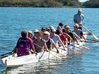 THE Purple Dragons have been training hard for the 250m events at the Jacaranda Regatta in Grafton this Saturday.