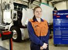 SHE may be small in stature, but Zoe Bull is one of the industry's best up-and-coming young guns when it comes to repairing some pretty big engines.