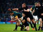 All Blacks coach Steve Hansen has named the same starting XV that held off South Africa to take on Australia in Sunday morning's World Cup final at Twickenham.