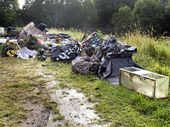 Unsightly levels of rubbish dumped illegally around the Tweed Shire are continuing to cost council thousands of dollars in unnecessary fees each year.