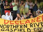 THEY are calling the $25 million buyback of Metgasco's CSG licences a victory for people power.