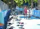 WINNERS were grinners at the Noosa Triathlon Multi-Sport Festival on Sunday.