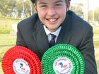 EQUESTRIAN: Josh Dingle is set to compete at the next Special Olympics qualifier this Sunday after winning numerous ribbons at the Riding for Disabled Nationals.