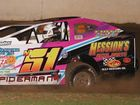 ANDREW Firth is the form driver entered for the season-opening V8 Dirt Modified Lord Mayor's Cup at Castrol Edge Lismore Speedway on Saturday night.