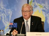 TRADE Minister Andrew Robb has rejected growing concerns the Trans Pacific Partnership could lead to massive legal fights against the Federal Government.