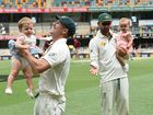 STEVE Smith has won his first Test match as captain on home soil as Australia crushed New Zealand by 208 runs at the Gabba in Brisbane.
