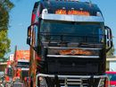 Chris and Belinda Elmore took these great images of trucks during the this year's Brisbane Convoy for Kids held on November 7.  They've started their own photography business called Shutter Shock Photography http://shuttershockphotography.com.au/
