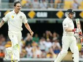 MITCHELL Johnson says he thinks about retirement almost every day but it won't distract him from targeting Kane Williamson in the second Test in Perth.
