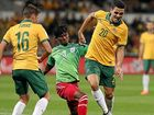 STAR midfielder Tom Rogic is still eligible for the Olyroos team at only 22, but he's had to cope with a nightmare run with injuries in his short career.