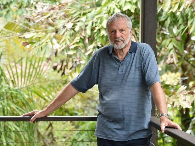 Keith Hefler - prostate cancer survivor. Photo: Alistair Brightman / Fraser Coast Chronicle