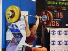 HAVING achieved an incredible Australian first, Erika Ropati-Frost has one foot planted firmly on the weightlifting platform at next year's Rio Olympics.