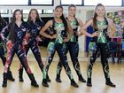 Ipswich State High hosts professional dancers