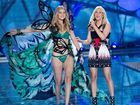 """ELLIE  Goulding had a wonderful time with the """"beautiful Angels"""" at the Victoria's Secret Fashion Show on Tuesday night."""