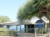 THERE continues to be delays to the redevelopment of Shelly's on the Beach cafe, according to a commercial services committee report to Ballina Shire Council.