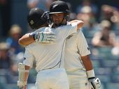 NEW Zealand turned the tables on Australia and continued the run-scoring feast at the WACA, finishing 6-510 at stumps on day three of the second Test.