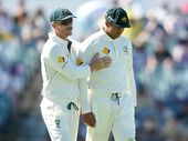USMAN Khawaja is aiming to be fit for the Boxing Day Test, after sustaining a hamstring injury in the second Test against New Zealand in Perth.