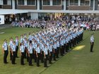 SEVEN first year constables will be deployed to Ipswich after they were part of an induction ceremony at Oxley on Friday.